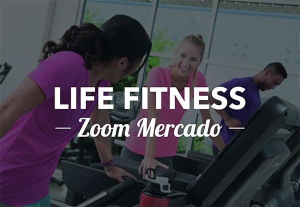 Life Fitness incluirá la opinión de los socios en su próximo informe Zoom Mercado
