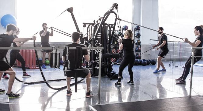 Ortus Fitness acelera con sus instalaciones de gimnasios, hoteles, bomberos y ejército