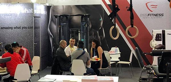 Balance positivo de Oss Fitness en FIBO 2019