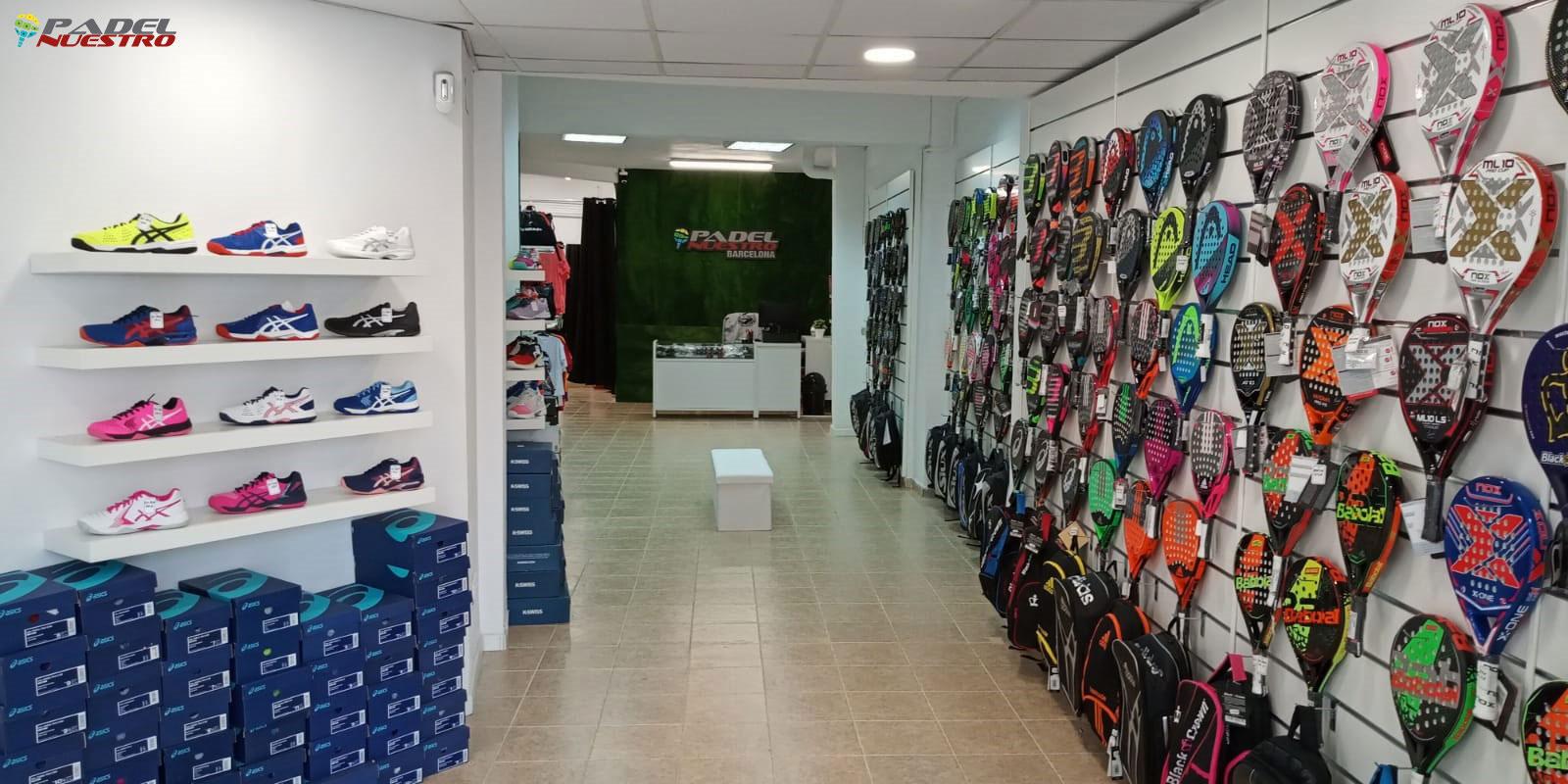 Padel Nuestro abre su sexta tienda en Catalunya