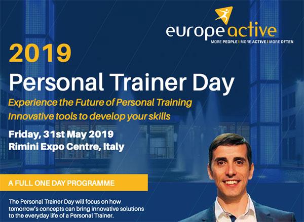El futuro del entrenamiento personal, a debate en Rimini Wellness