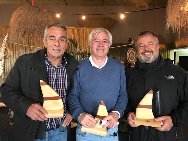 Dominio contundente de Tony García en el Trofeo Somorrostro 2019