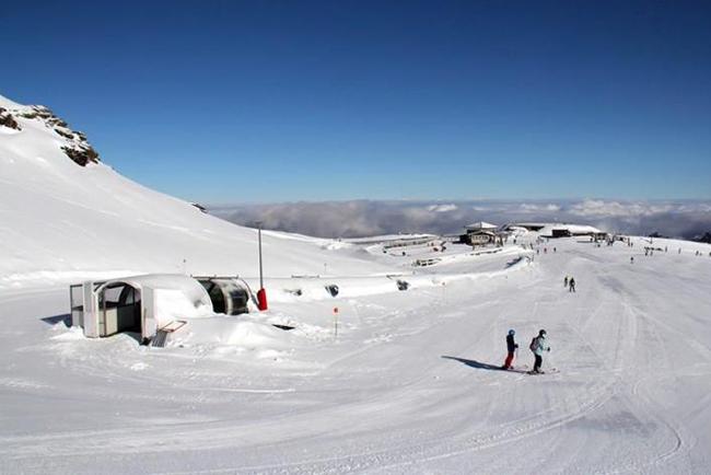 Las estaciones de esquí españolas encaran la Semana Santa con optimismo