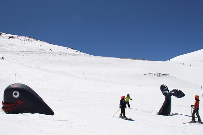 Las tiendas de esquí anuncian programaciones a la baja tras una temporada insatisfactoria