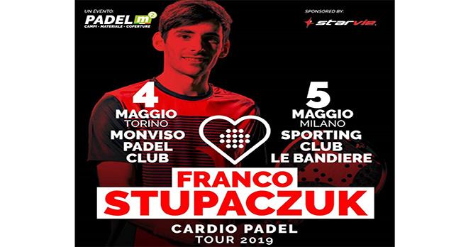 StarVie vuelve a llevar el Cardio Padel Tour a Italia
