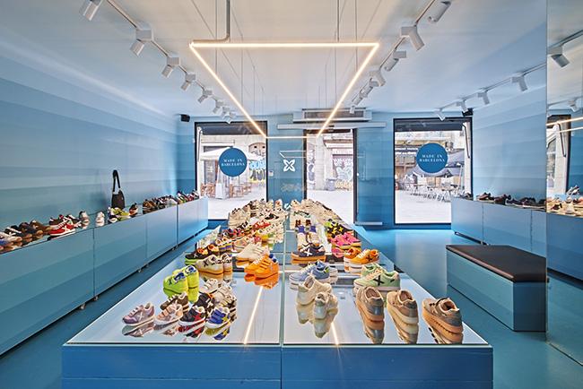 Munich abre una nueva tienda propia en Barcelona