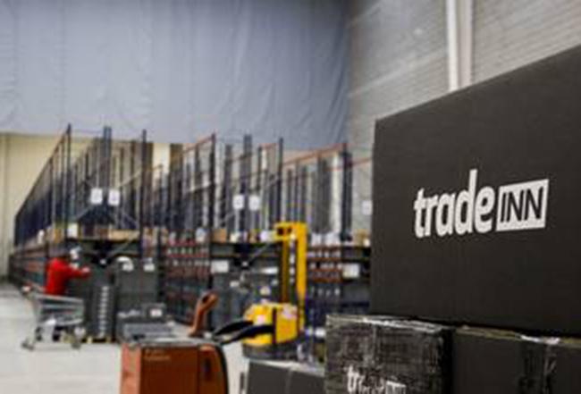 Tradeinn prevé facturar 160 millones de euros este año