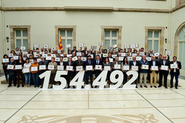 Validadas las firmas de la ILP para la nueva ley catalana del deporte