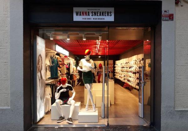 Wanna Sneakers arranca su expansión de este 2019 abriendo en Mataró