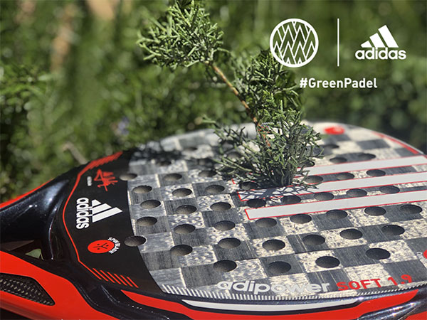 Adidas Pádel colabora en la reforestación de bosques