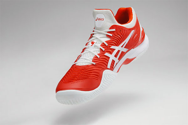 Asics presenta Court FF Novak, su última innovación en zapatillas de tenis