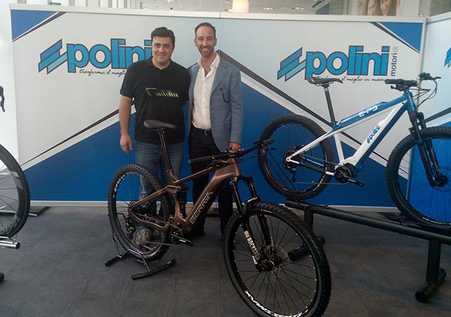 Berria se alía con el fabricante Polini para desarrollar su nueva gama de eléctricas 2020