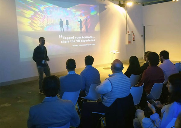 La flor y nata del fitness catalán se reúne para hablar de innovación