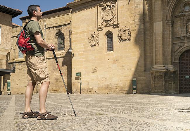Chiruca presenta sus aliados para el Camino de Santiago