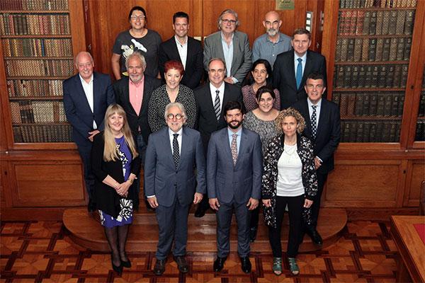 Fomento de Trabajo impulsa una Comisión de Deportes junto a Ufec e Indescat