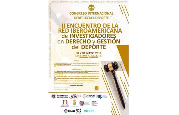 El Congreso Internacional de Derecho del Deporte RIIDGD aterriza en España