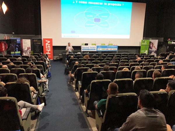 El 5º Congreso Personal Trainer reúne a 250 participantes