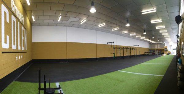 Logroño albergará el box de CrossFit más grande de España