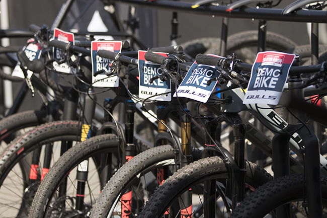 Las cinco bicicletas más demandadas en el Demobike de Sea Otter Europe