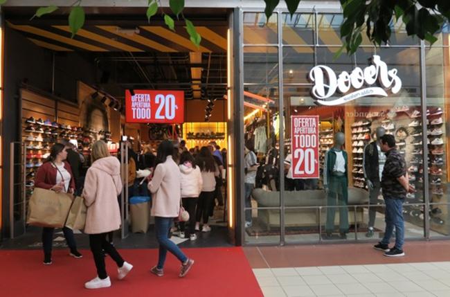 Dooers abre su tienda número 14 en Cantabria