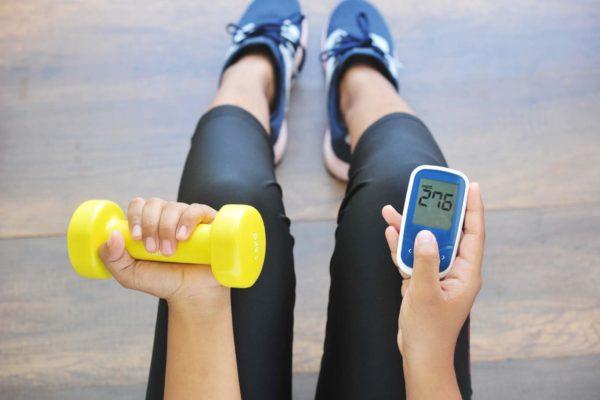 El ejercicio físico es clave para el control de la diabetes