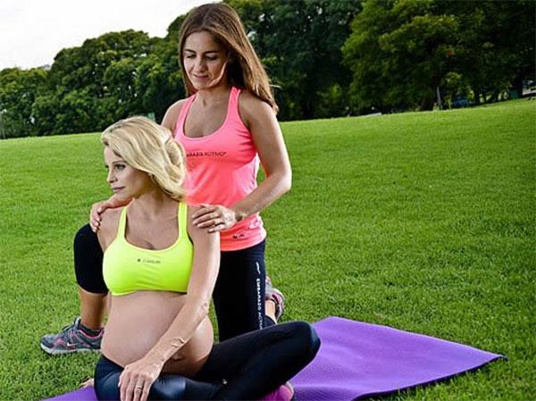 Qué actividades físicas son las mejores en el primer trimestre de embarazo