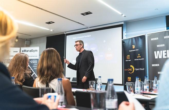 Éxito de la Jornada de Networking Fitness Management Revolution