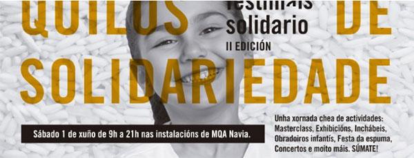 Máis que Auga inaugura el verano con el evento solidario Festimáis