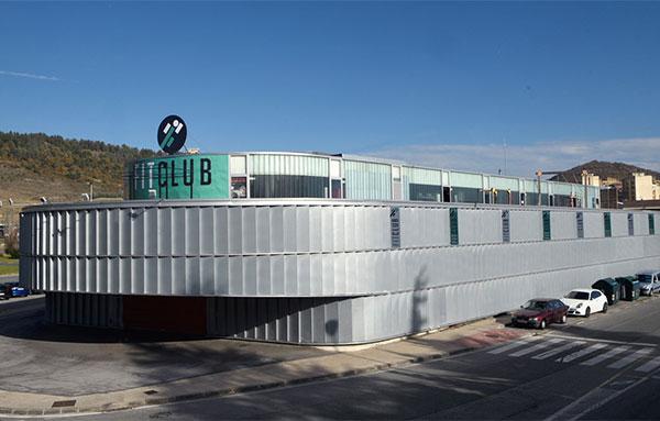 Altafit adquiere FitClub Pamplona