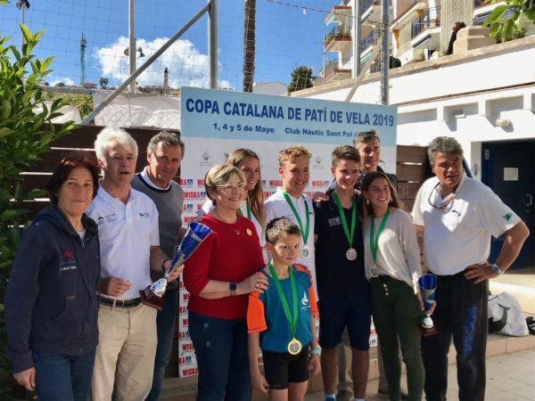 Tony García y Claudia Sambola ganan una Copa  Catalana 2019 para expertos lectores de roladas