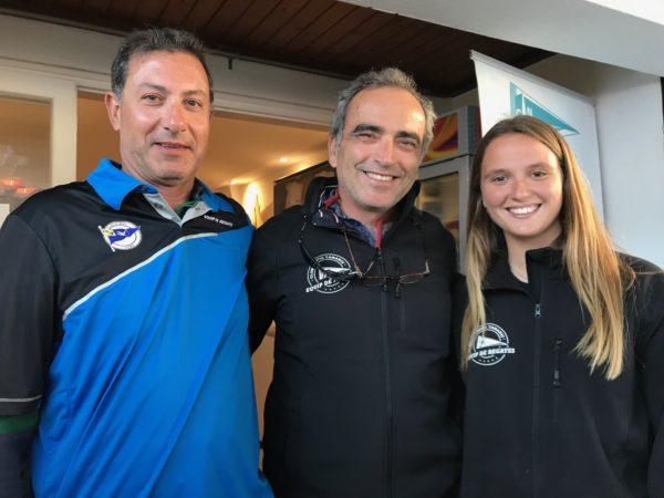 El Trofeo Tamariu 2019 se queda en casa