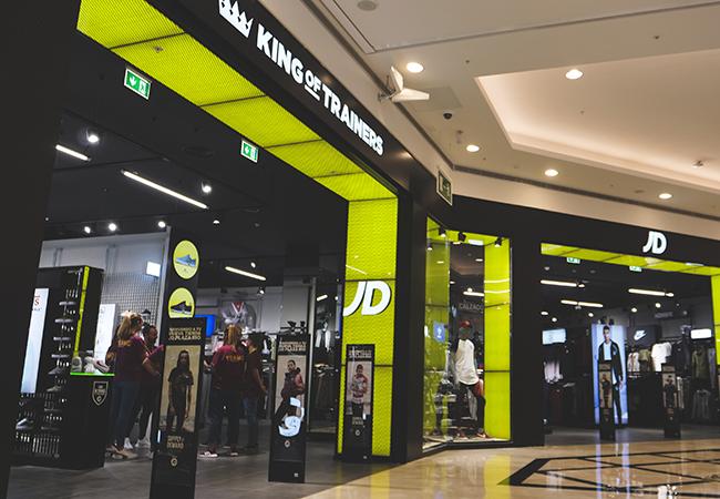 JD Sports alcanza las 53 tiendas en España con su nueva tienda de Ponferrada