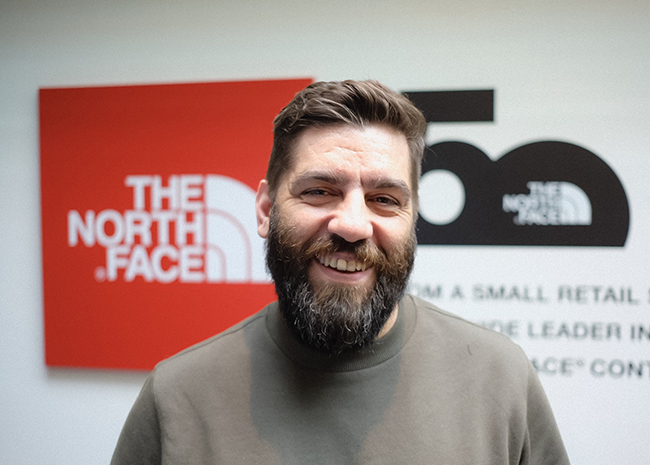 Jeremie Blondel, nuevo vicepresidente de ventas de The North Face EMEA
