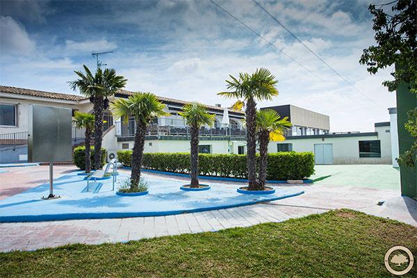 El gimnasio Tutempo K7 se convertirá en un club de campo