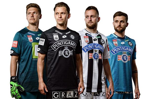 Lotto conmemora los 110 años del Sportklub Puntigamer Sturm Graz