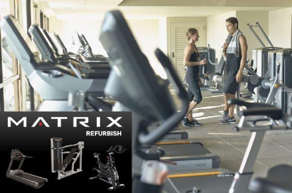 Matrix Fitness abre un nuevo showroom de equipamiento renovado