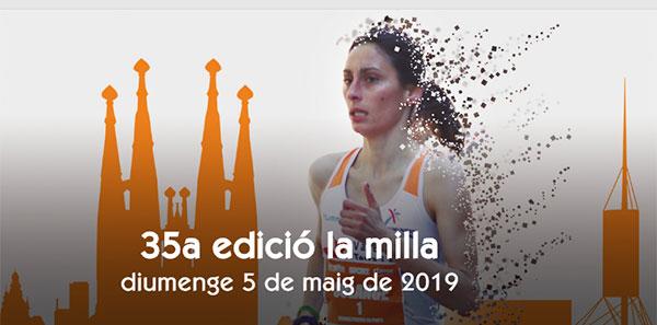 Claror celebra la 35ª edición de su Milla Sagrada Familia