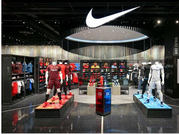 Ausencia de retailers del deporte en el top-75 mundial