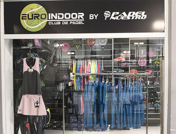 Padel Nuestro abre su primera tienda Express