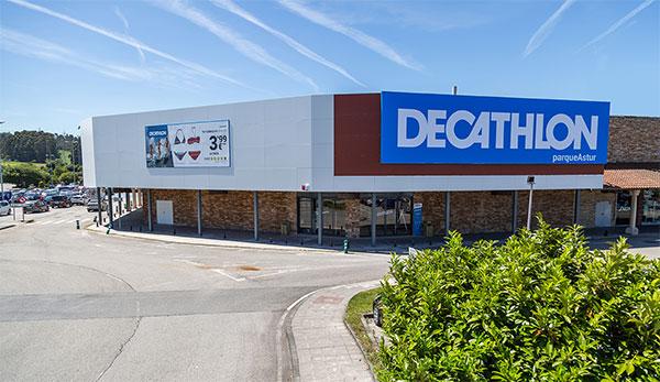 Decathlon abre su quinta tienda en Asturias