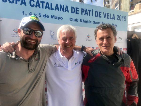 Tony García y Pau Delclós empiezan mandando en la Copa Catalana 2019