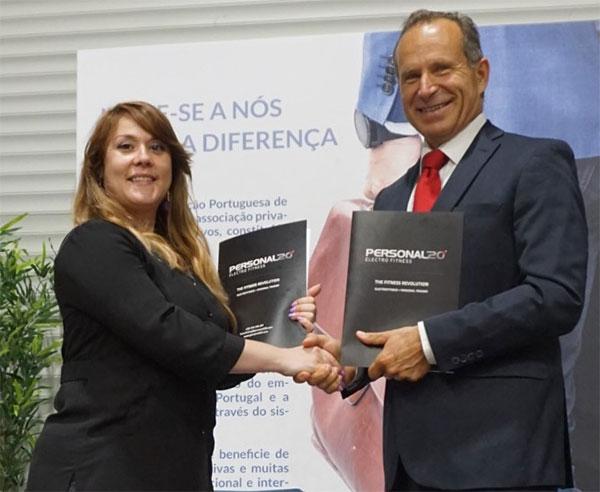 La cadena de centros de electroestimulación Personal20 sigue creciendo en Portugal