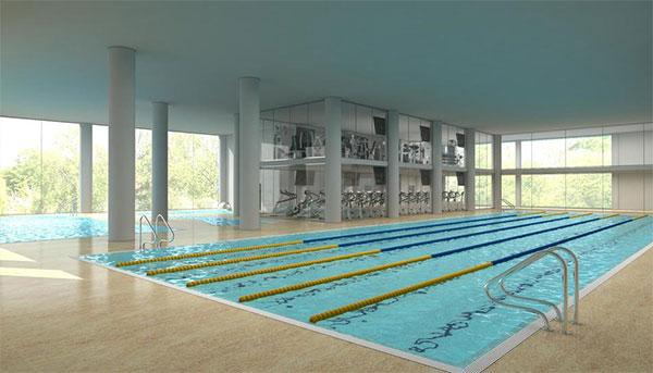 Ubae-Eurofitness proyecta un centro deportivo de 7.000 m2 en Reus