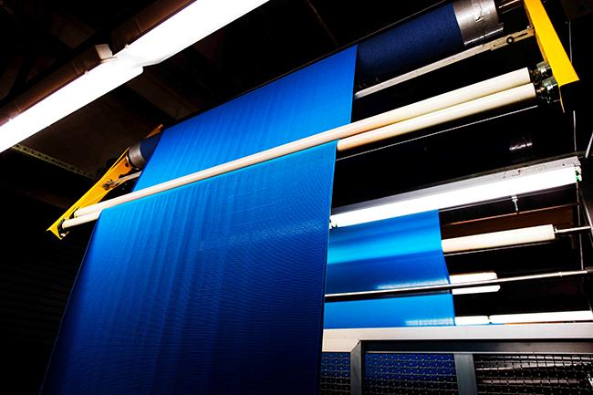 Polartec agiliza la entrega de tejidos Premium con el programa Ready to Roll