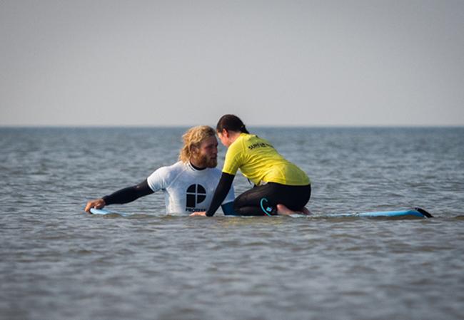 Protest colabora con la iniciativa solidaria The Surf Project