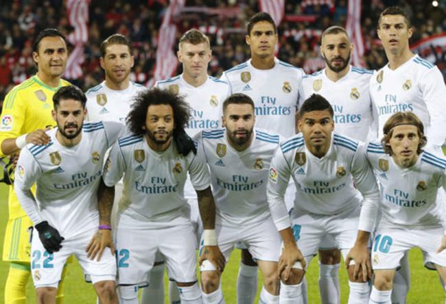 El Real Madrid lidera el ránking de las marcas de fútbol más valiosas