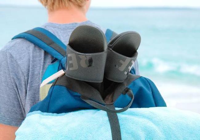 Reef mejora la biodegrabilidad de sus sandalias