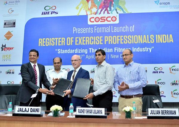 EuropeActive impulsa la creación de un registro de profesionales del fitness en India