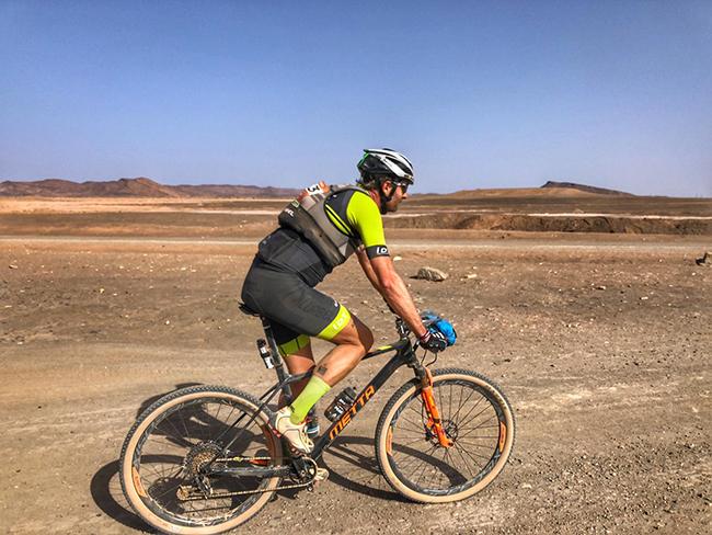 Doblete de Riki Abad y Lurbel en el desierto: Titan Desert y Marathon des Sables