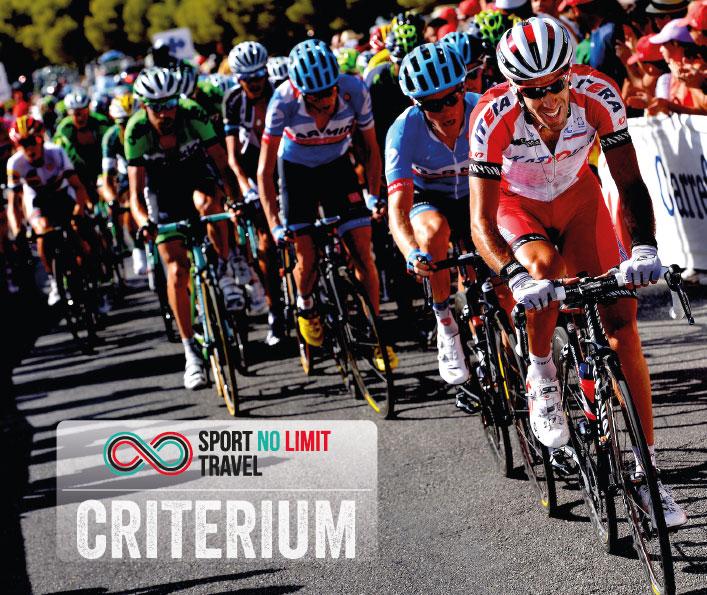 El critérium por Alberto Losada de Sea Otter reunirá a figuras y amigos del ciclismo